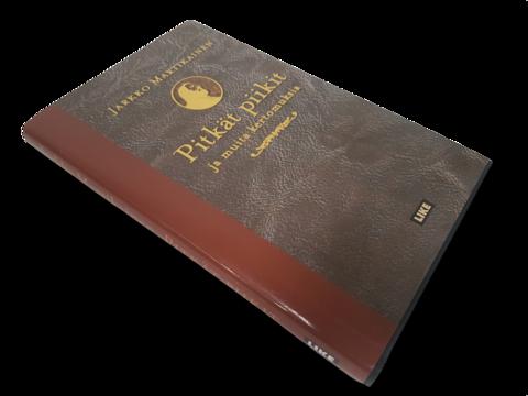 Kirja (Jarkko Martikainen - Pitkät piikit ja muita kertomuksia)