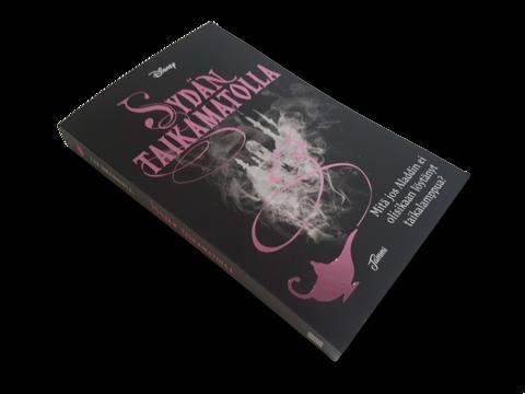 Kirja (Liz Braswell - Sydän taikamatolla)