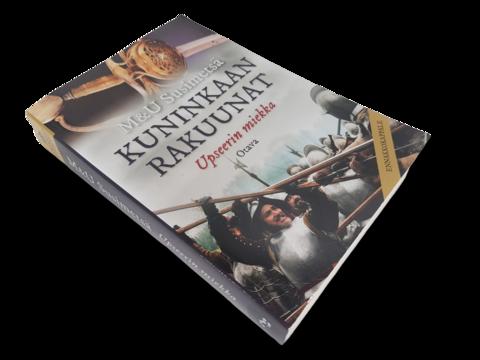 Kirja (M & U Susimetsä - Kuninkaan rakuunat - Upseerin miekka)