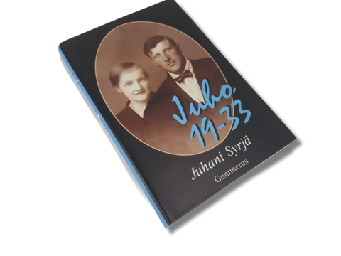 Kirja (Juhani Syrjä - Juho 19-33)