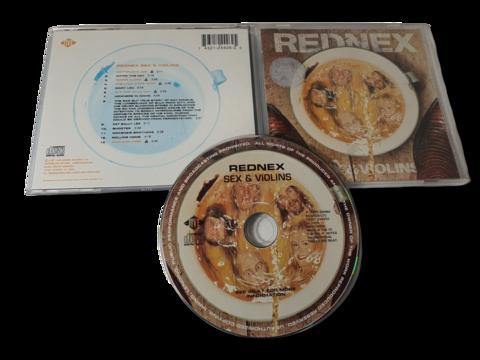 CD -levy (Rednex - Sex & Violins)