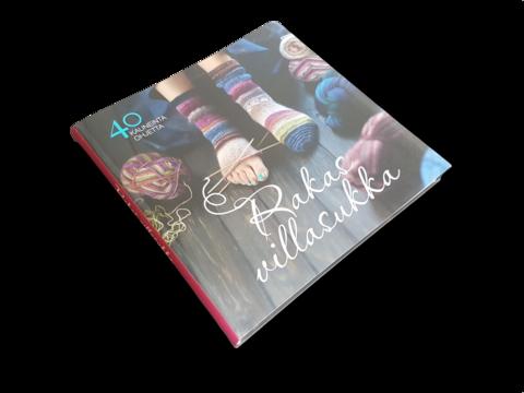 Kirja (Rakas villasukka - 40 kauneinta ohjetta)