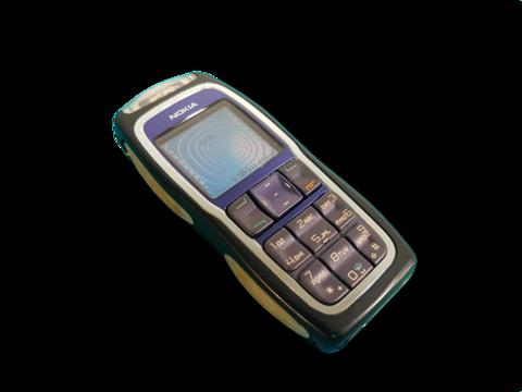 Puhelin (Nokia 3220)