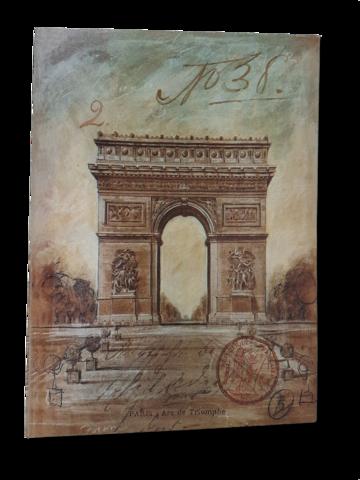 Sisustustalu (Pariisi - Riemukaari)