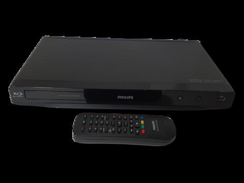 Blu-Ray -soitin (Philips BDP2600/12)