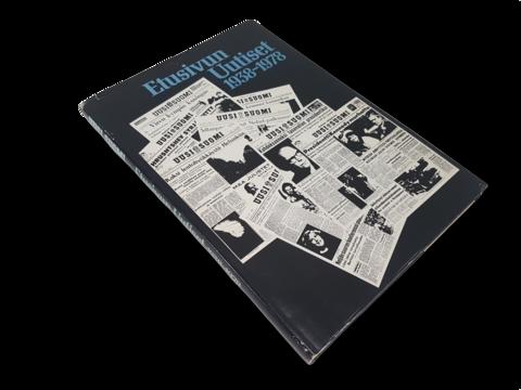 Kirja (Uusi Suomi - Etusivun uutiset 1938 - 1978)