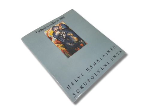 Kirja (Helvi Hämäläinen - Sukupolveni unta)