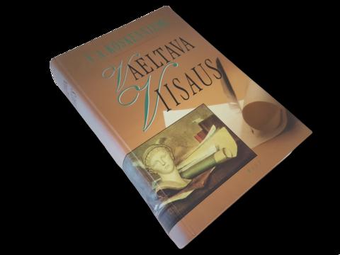 Kirja (V. A. Koskenniemi - Vaeltava viisaus - Aforismeja ja ajatelmia vuosituhansien varrelta)
