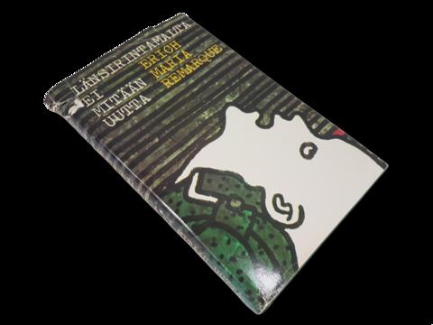 Kirja (Erich Maria Remarque - Länsirintamalta ei mitään uutta)