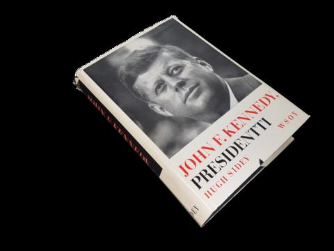 Kirja (Hugh Sidney - John F. Kennedy, presidentti)