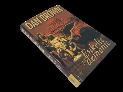 Kirja (Dan Brown - Enkelit ja Demonit)