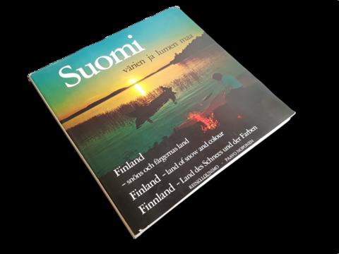 Kirja (Suomi - Värien ja lumen maa)