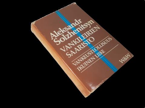 Kirja (Aleksandr Solzhenitsyn - Vankileirien saaristo)
