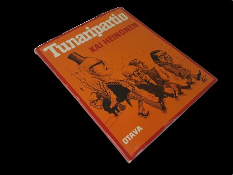 Kirja (Kai Heinonen - Tunaripartio)