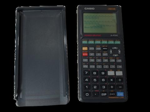 Graafinen laskin (Casio fx-9750G Plus) #2