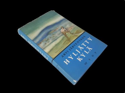 Kirja (Arvi Järventaus - Hyljätty kylä)