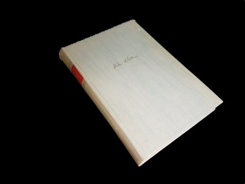 Kirja (Mika Waltari - Neljä päivänlaskua)