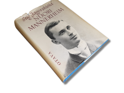 Kirja (Stig Jägerskiöld - Nuori Mannerheim)