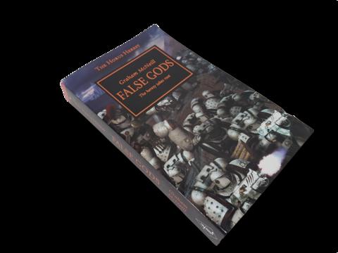 Kirja (Graham McNeill - Warhammer 40,000 - The Horus Heresy - False Gods - The heresy takes root)