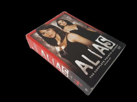Televisiosarja (Alias 4. tuotantokausi K16)