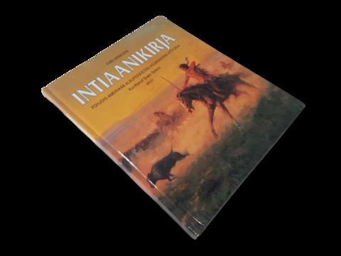 Kirja (Finn Arnesen - Intiaanikirja - Pohjois-Amerikan alkuperäisten asukkaiden historia)