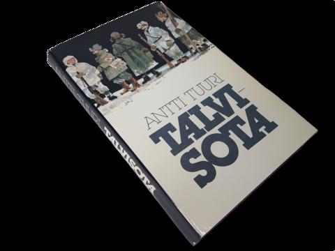 Kirja (Antti Tuuri - Talvisota)