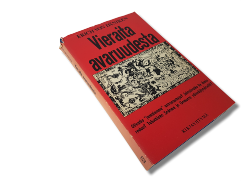 Kirja (Erich Von Daniken - Vieraita avaruudesta)