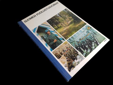 Kirja (Suomen puolustusvoimat - Sotatieteen laitoksen julkaisuja XII)