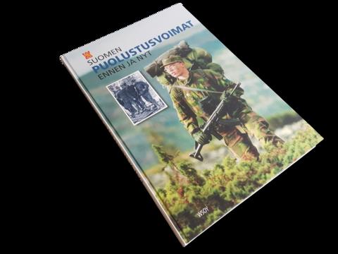 Kirja (Suomen puolustusvoimat ennen ja nyt, 2000)