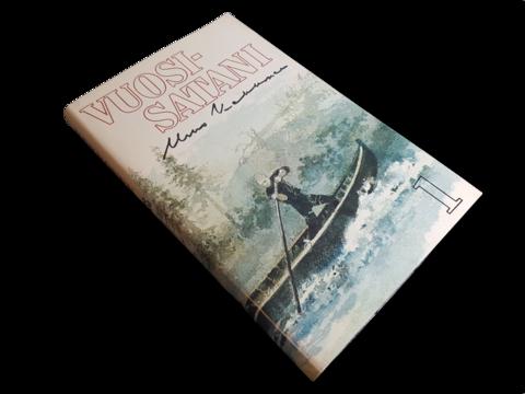 Kirja (Urho Kekkonen - Vuosisatani osa 1.)