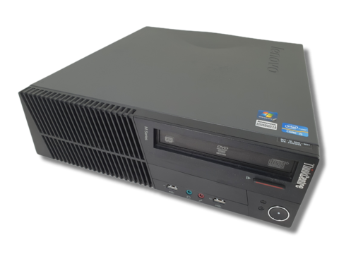 Pöytätietokone (Lenovo ThinkCentre M81)