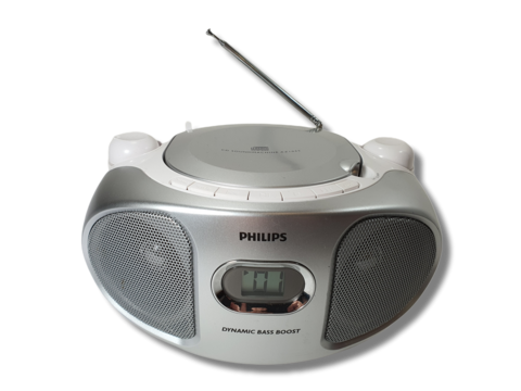 Radio / CD -soitin (Philips AZ105S/12)