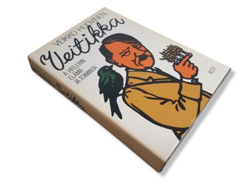 Kirja (Veikko Huovinen - Veitikka)