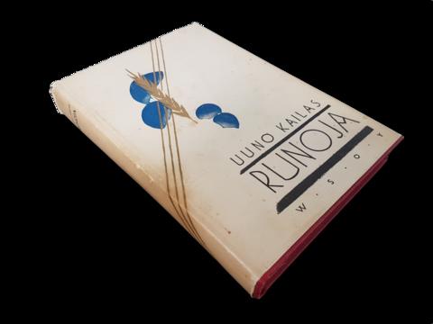 Kirja (Uuno Kailas - Runoja)