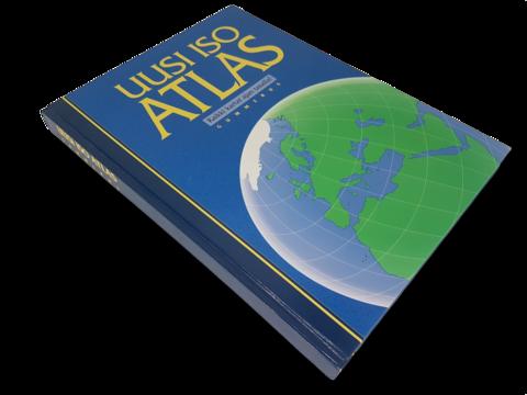 Kirja (Uusi Iso Atlas)