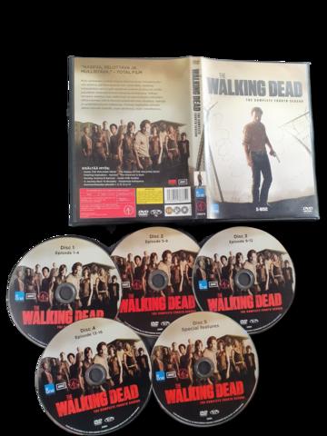 Televisiosarja (The Walking Dead - 4. tuotantokausi K16)