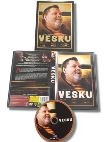 DVD -elokuva (Vesku)