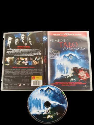 DVD -elokuva (Viimeinen talo vasemmalla) K18