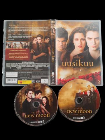 DVD -elokuva (Twilight - Uusikuu) K12