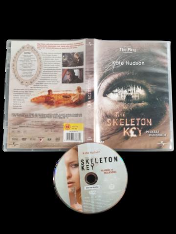 DVD -elokuva (The Skeleton Key) K16