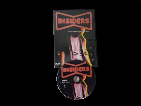DVD-elokuva (Insiders) K16
