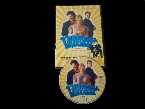 DVD-elokuva (Vieraalla maalla) K7