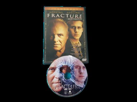 DVD-elokuva (Fracture - Murtumaton) K16