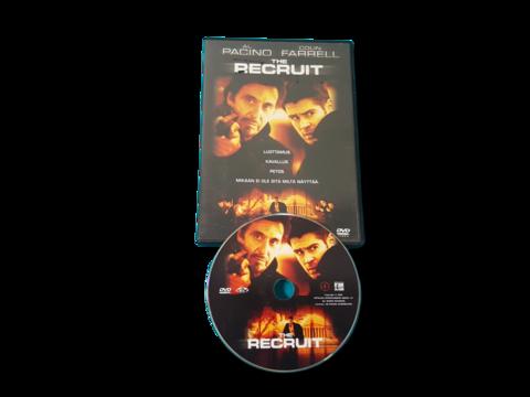 DVD-elokuva (The Recruit) K16