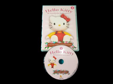 Lasten DVD-elokuva (Hello Kitty & Kantokylän kaverukset) S