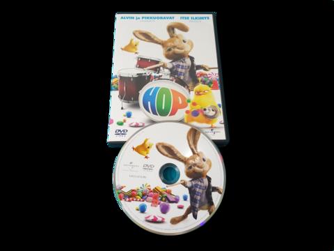 Lasten DVD-elokuva (HOP) K7