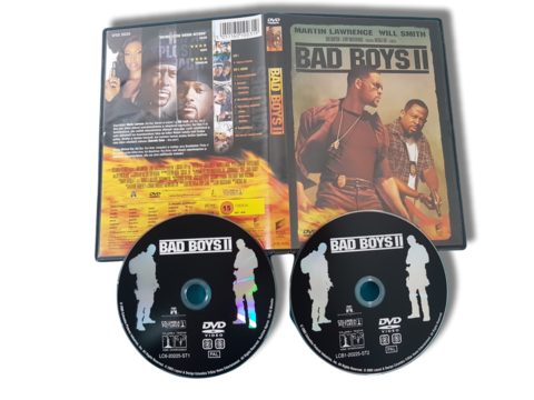 DVD-elokuva (Bad Boys II) K16