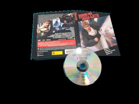 DVD-elokuva (Takaa-ajettu) K16
