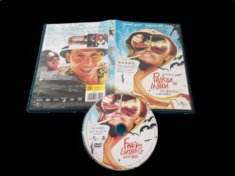 DVD-elokuva (Pelkoa ja inhoa Las Vegasissa) K16
