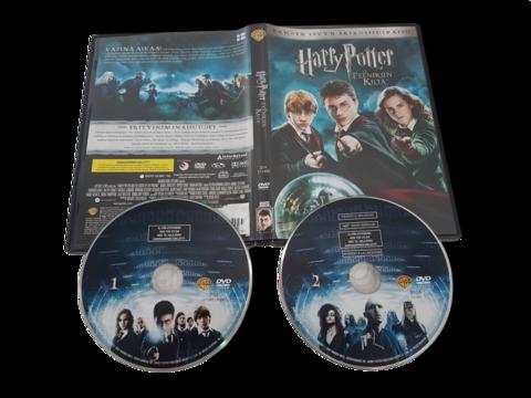 DVD-elokuva (Harry Potter ja Feeniksin kilta) K12